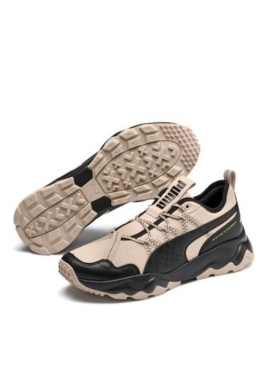 Puma Koşu Ayakkabısı Krem